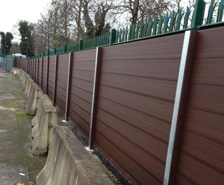 1000 Images About Noise Reduction Fence On Pinterest Corrugated Metal Fence Ux Ui Designer