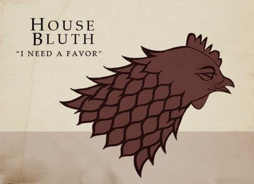 Game of Thrones/Arrested Development