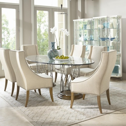Monterey 7 Piece Table And Chair Set By Bernhardt