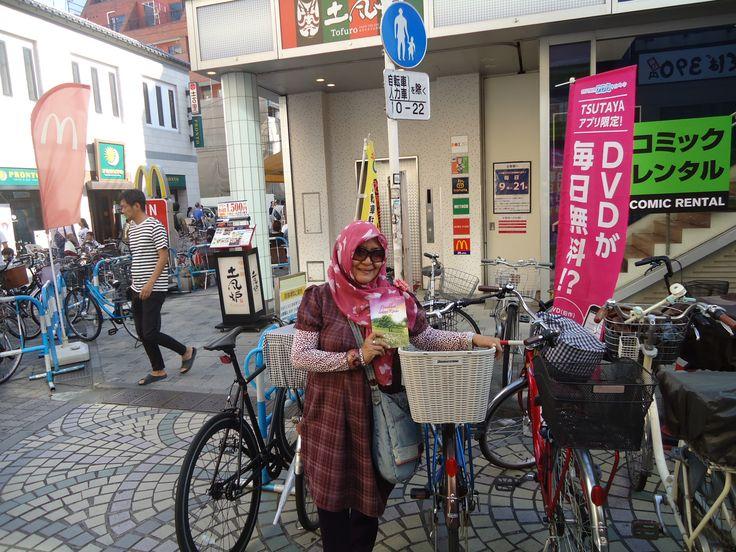 Dandelion dalam Rindu on Asakusa Japan 2015