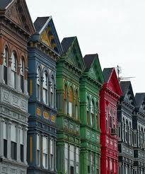 Philadelphia - Row Houses