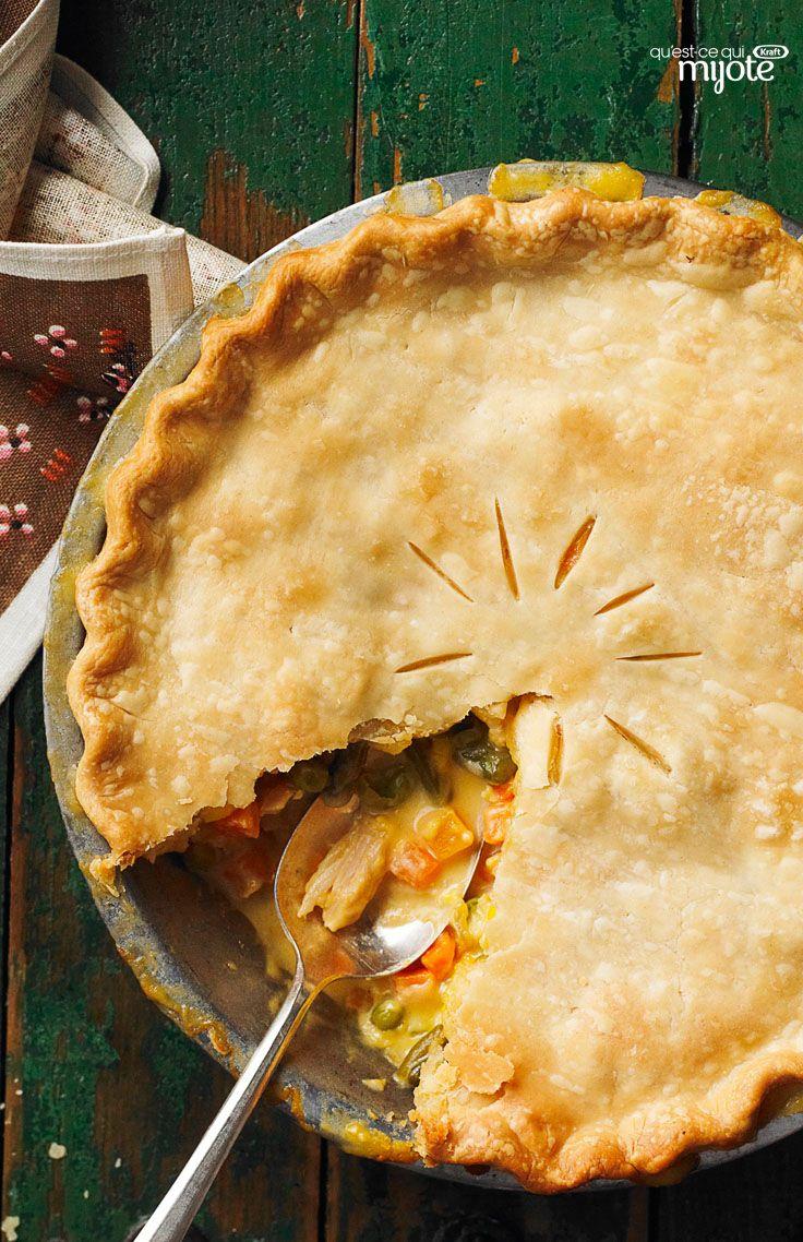 P t la dinde vite fait recette temps des f tes for Leftover thanksgiving turkey recipes
