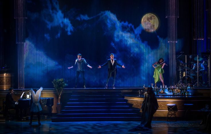 """""""BAZ – Star Crossed Love"""" Celebrates One-Year Anniversary at The Palazzo Las Vegas and Welcomes Back Originating Cast Member Ruby Lewis – Vegas24Seven.com"""