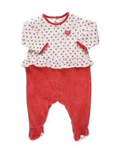 Pyjama 1 pièce Fille SERGENT MAJOR 3 mois pas cher, 6.60 €