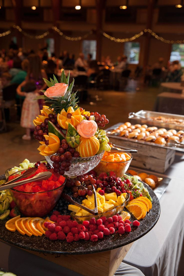 Catering At Loughridge Wedding And Receptions