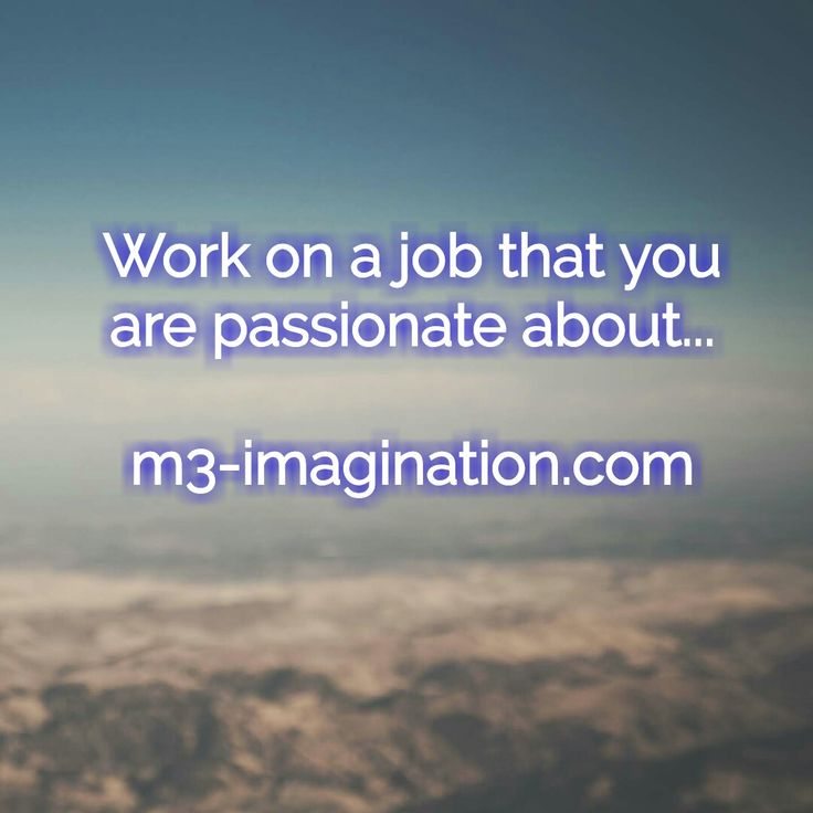 Just a thought for today on your career and job - #thoughtoftheday #career #job #motivation #m3imagination #teamwork #health #living #wellness #career #quote #quoteoftheday