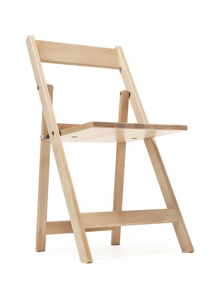 Klappstol i trä - Fixbordet