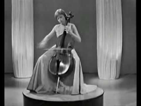 ▶ Mendelssohn - Song without words op. 109 - Jacqueline du Pré - YouTube