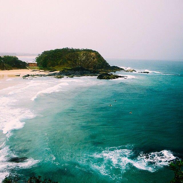 Scotts Head, New South Wales, Australia by @zeebachi