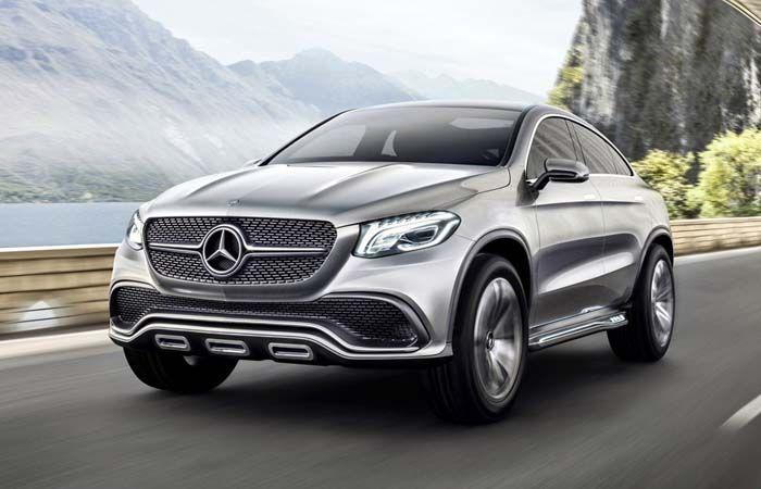 2018 Mercedes ML-Class overview