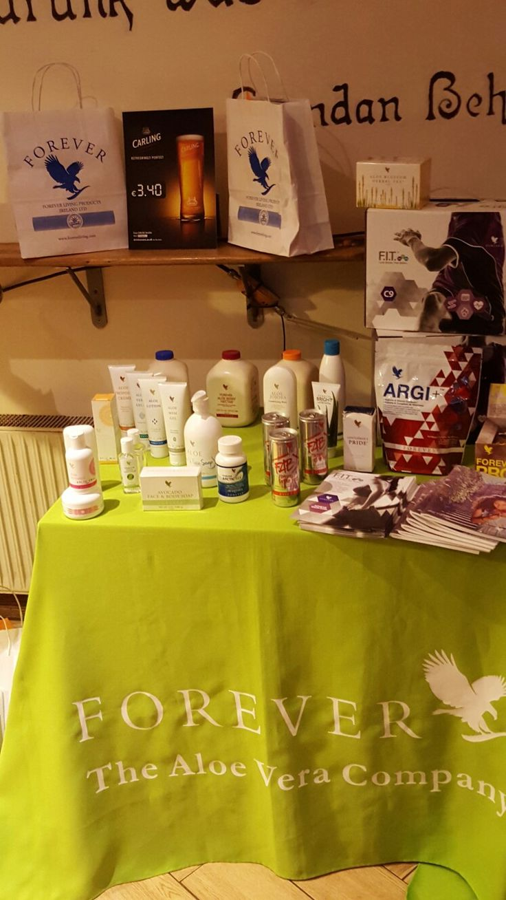 Information evening about this amazing opportunity to own your own business with forever.