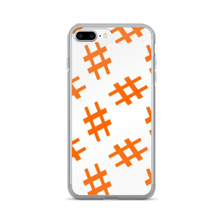 Hashtag (Sharp music note): iPhone 7/7 Plus Case