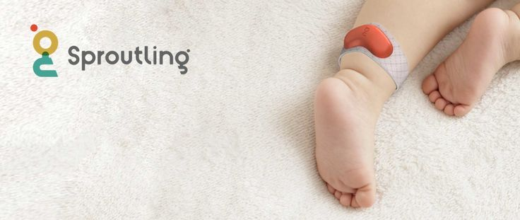 Sproutling, le moniteur intelligent qui détecte, apprend et prédit le sommeil de bébé