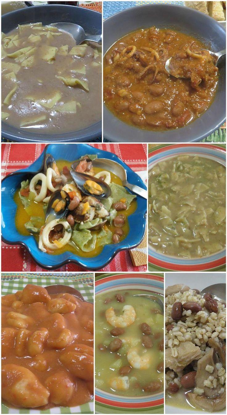 Raccolta di ricette per cucinare vellutate, zuppe e minestre con i fagioli ! #ricette #zuppa #minestre #vellutate #fagioli #ricettegustose