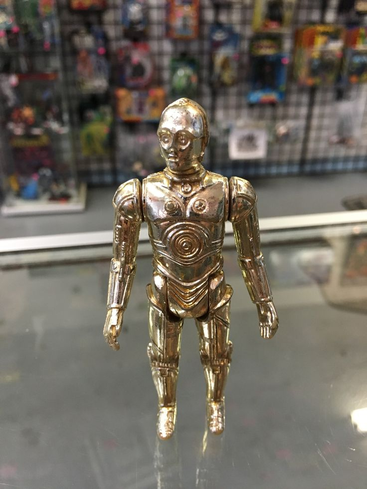 Kenner Star Wars Vintage C-3PO figure