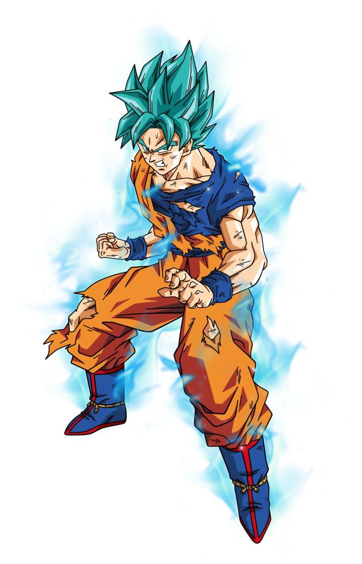 Best 25 goku super saiyan 7 ideas on pinterest goku super saiyan 8 and goku characters - Goku super sayen ...