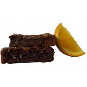 Rich Chocolate Brownies with Pieces of Terry's Chocolate Orange