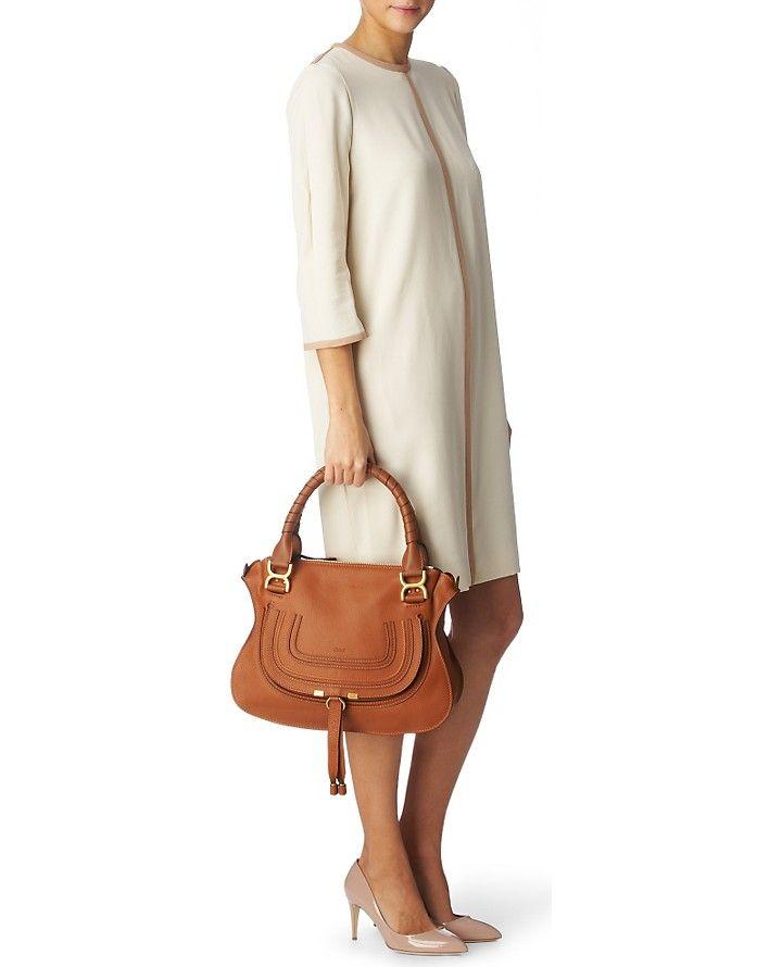 CHLOE - Marcie medium shoulder bag | Selfridges.com