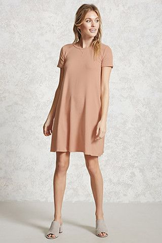 Contemporary Swing Cutout Dress