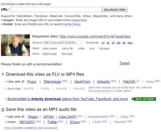10 YouTube URL Tricks
