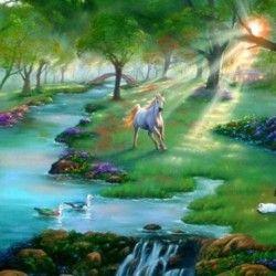 1000 images about 3d wallpaper on pinterest 3d nature - A live nature wallpaper ...