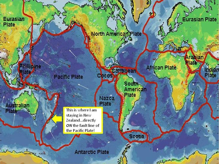 United States Fault Lines Maps The Main Production Areas And - Us fault line map