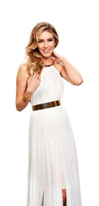 Sinem Kobal - InStyle Magazine Pictorial [Turkey] (February 2013) #blonde