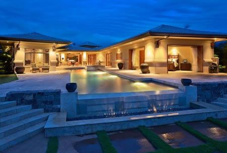 don't know what to say 0.o: Dreams Home Design, Dreams Houses, Exotic Home, Dream Homes, Dream House, Real Estates, Outdoor Area, Front Porches, Infinity Pools