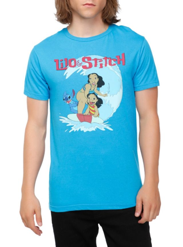 Turquoise T Shirt From Disney S Lilo Amp Stitch With Nani