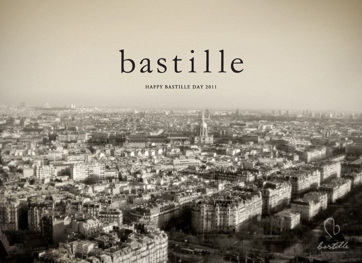 bastille day french words