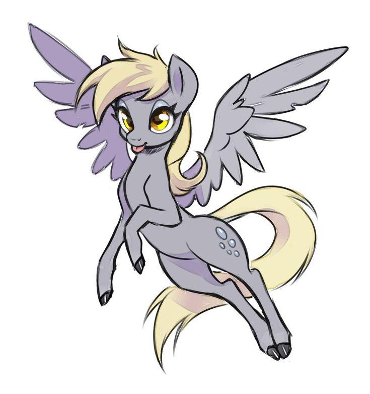 "SorcerusHorserus on Twitter: ""The noble Derp #mlp #pony #Derpy… """