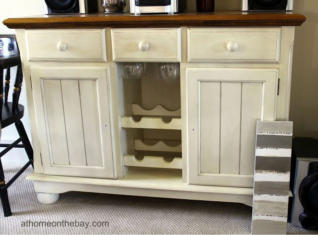 17 Best Images About Buffet Makeover On Pinterest
