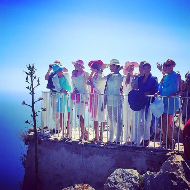 Monte Solaro Anacapri - shooting