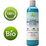 Anti Dandruff Shampoo for Kids – Best Tear Free Natural Children's Scalp Treatment with Lavender & Tea Tree + Jojoba – Sulfate Free for All Ages – Your Hair Remedies
