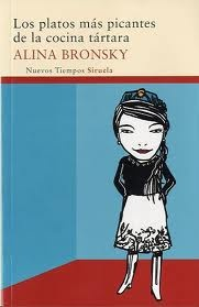 """""""Los platos más picantes de la cocina tártara"""" de Alina Bronsky"""