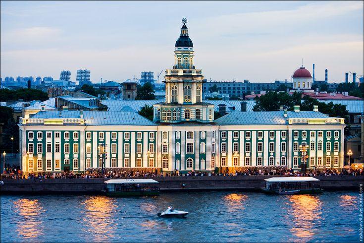 Kunstkamera, St. Petersburg