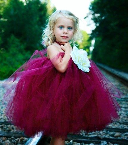 gothic flower girl dresses | Goth Inspired Wedding - Project Wedding Blog