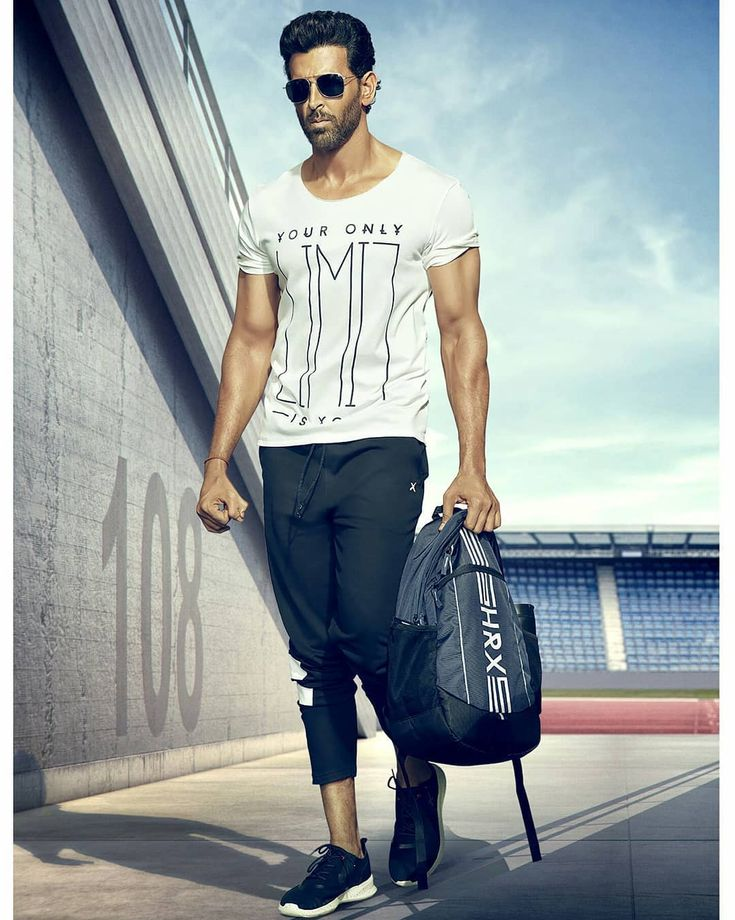 @hrithikroshan flaunting the cool look for this summer ...