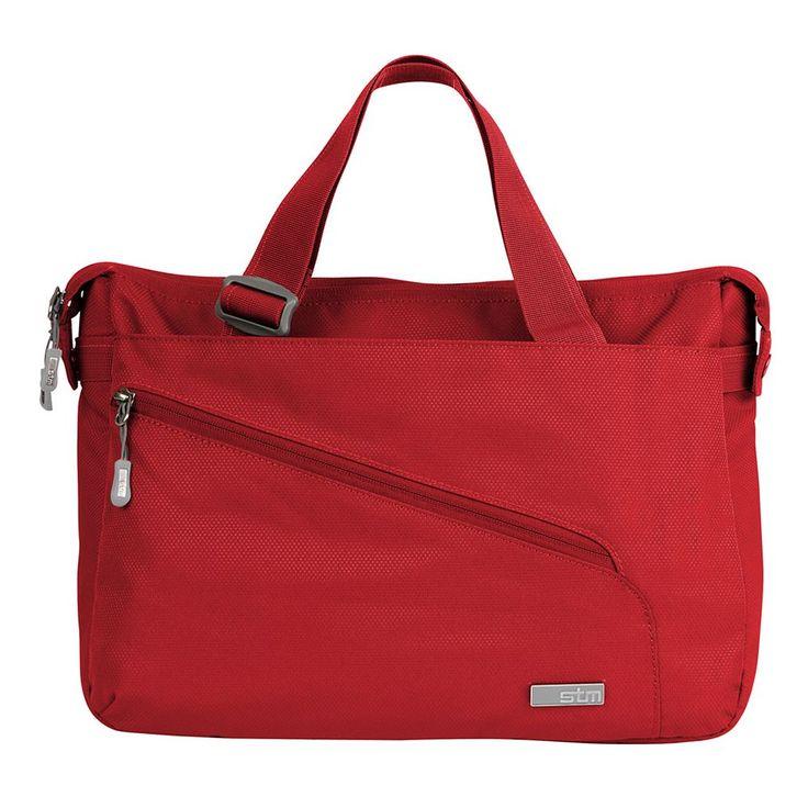 STM Bags Maryanne 13-in. Laptop Bag, Red