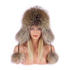 Femmes raton laveur bonnet toque fellmütze Aviateur Bonnet Hiver Casquette trappeurs Casquette: 139,90 EUREnd Date: 08-sept. 10:59Buy It…
