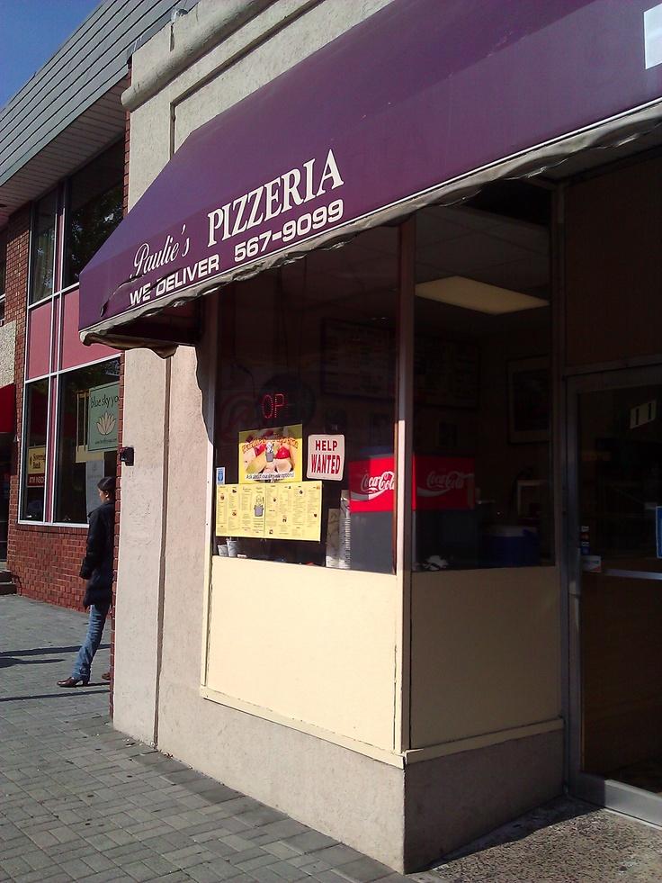 Paulieu0027s Pizzeria In Tenafly, NJ