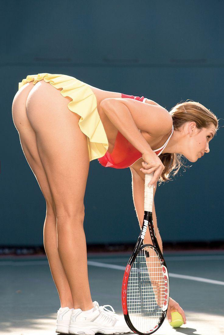 Nude tennis pics ass