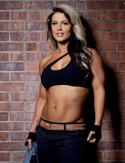 Celeste Bonin (WWE Kaitlyn) nude 761
