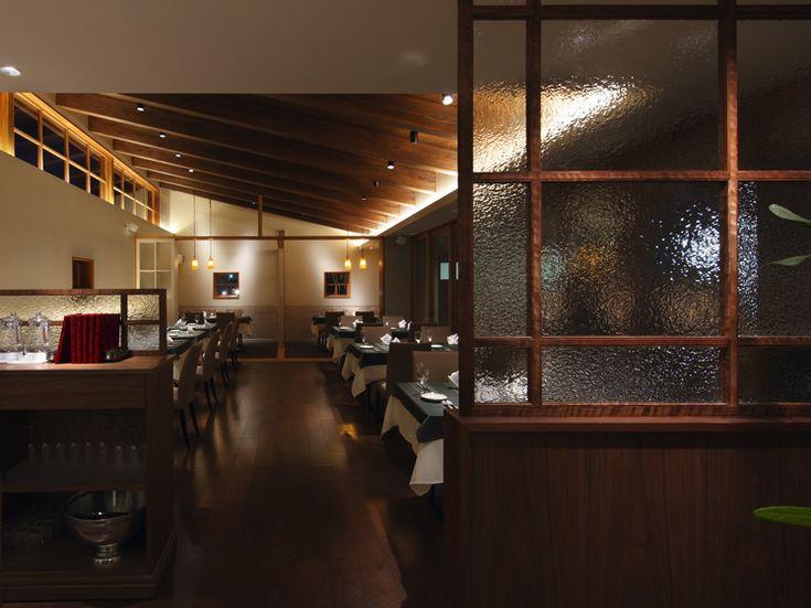 Caprice(フレンチレストラン カプリス)|飲食・その他|大阪・東京の一級建築士・設計事務所SWING