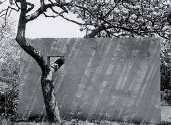 Constantino Nivola, garden wall
