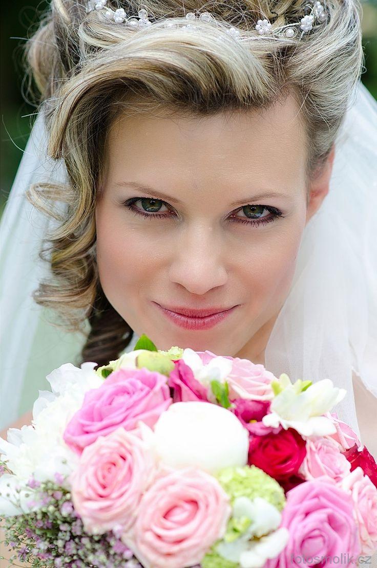 svatební fotograf - nevěsta jana