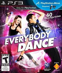 Everybody Dance PS3 Game Only $7.98 Shipped! #omg #pop
