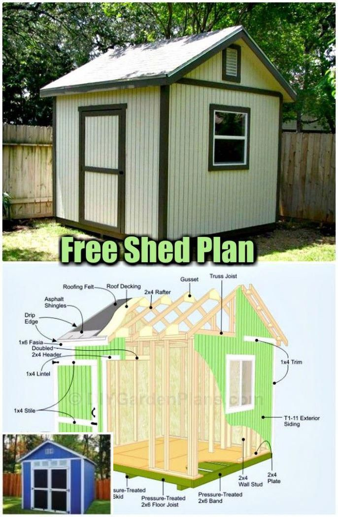 Cheap Modern Shed Projects For The Artist In You Shedplans Shed Free Shed Plans Modern Shed