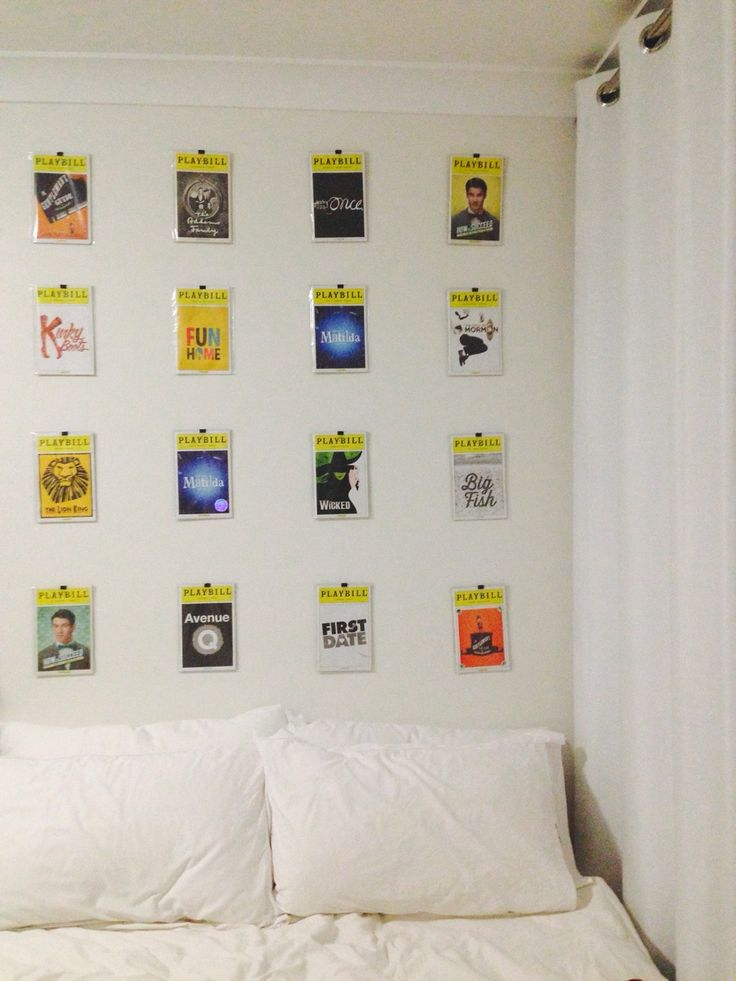 cozy living room ideas for apartments corner shelf a great way to display your playbills! | home pinterest ...