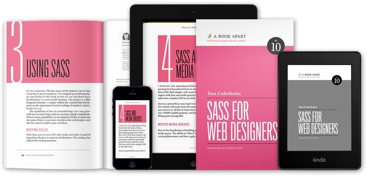Book 49/50: Sass for Web Designers (Dan Cederholm). My rating: 4/5. A great little book that introduces Sass and what it's capable of, along with clear code examples. I'm convinced - time to start writing some Sassy CSS!